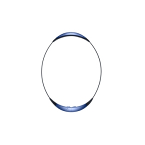 Samsung Gear Circle (Blue)